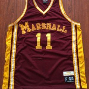 Marshall Maroon Arthur Agee Throwback Jersey